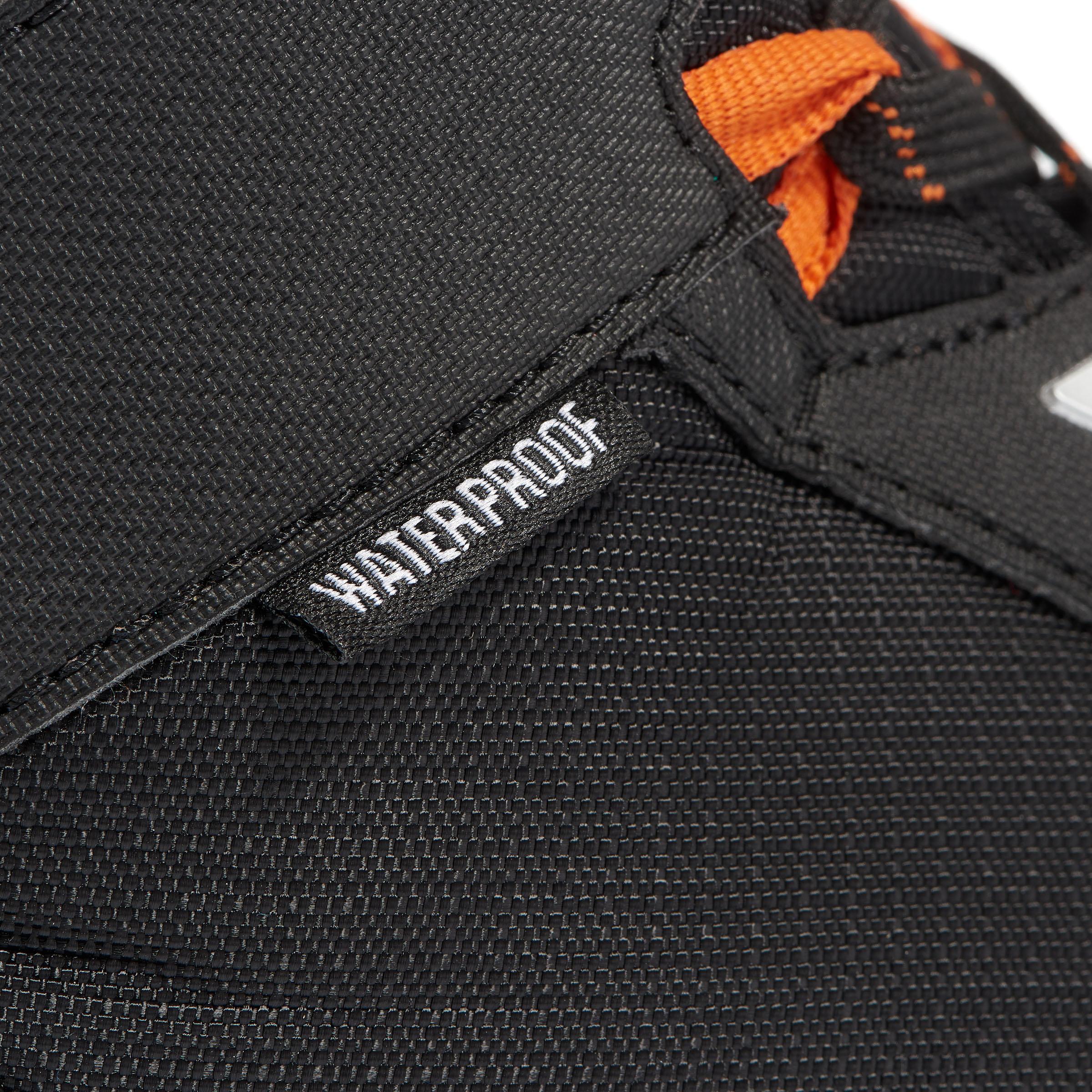 Men's Snow Hiking Shoes SH520 X-Warm Mid - Black