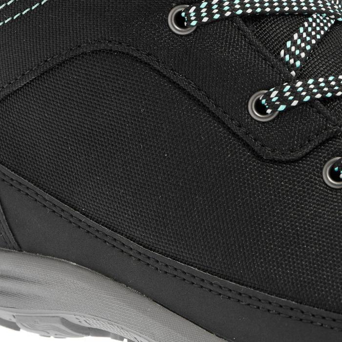 Chaussures de randonnée neige femme SH100 warm high noir