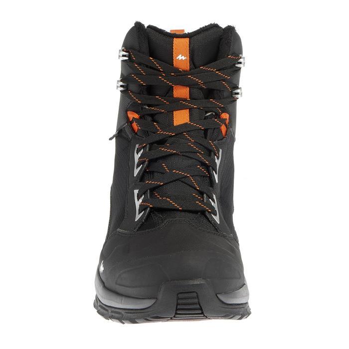 Chaussures de randonnée neige homme SH520 x-warm mid noires. - 1011788