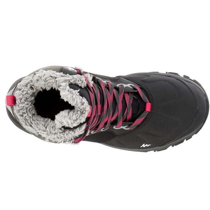 Chaussures de randonnée neige femme SH500 active chaudes et imperméables - 1011803