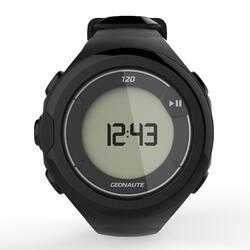Gps-horloge connected ONmove 120 zwart - 1011812