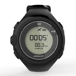 Gps-horloge connected ONmove 120 zwart - 1011819