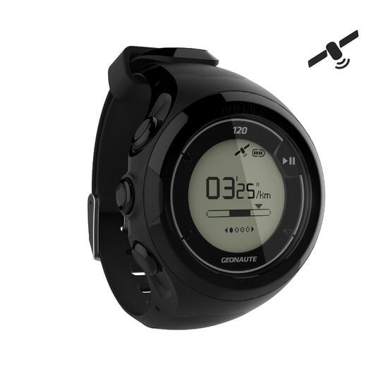 Gps-horloge connected ONmove 120 zwart - 1011824