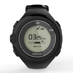 Gps-horloge connected ONmove 120 zwart - 1011837