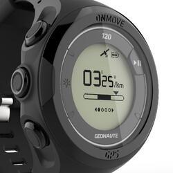 Gps-horloge connected ONmove 120 zwart - 1011840