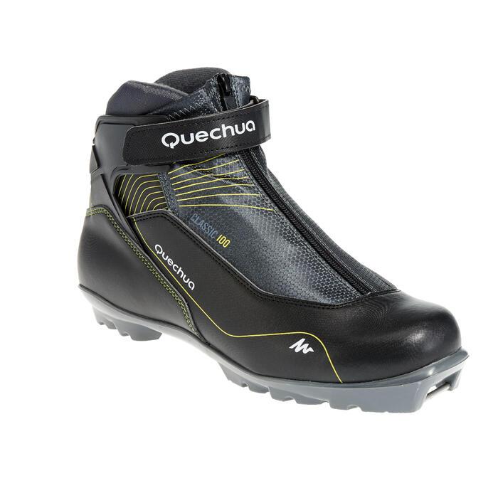 Chaussures ski de fond classique loisir homme Classic 100 NNN - 1011887
