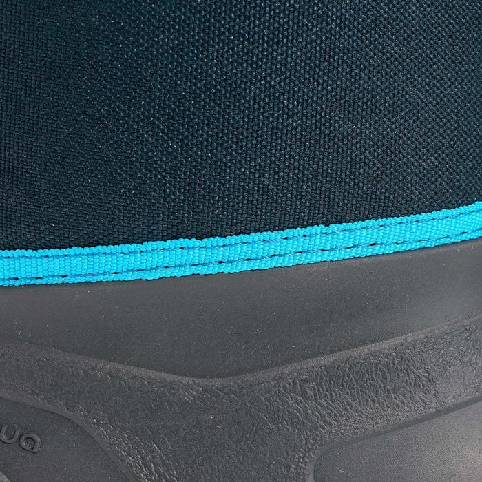 Bottes de randonnée neige Enfant SH100 chaudes et imperméables Blue - 1012004