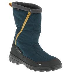 Heren wandellaarzen voor de sneeuw SH100 X-warm