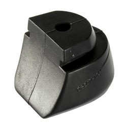 Tampon de frein pour patins FIT 3 / FIT 5 / FIT 3 Jr / FIT 7 Jr / PLAY 7 noir