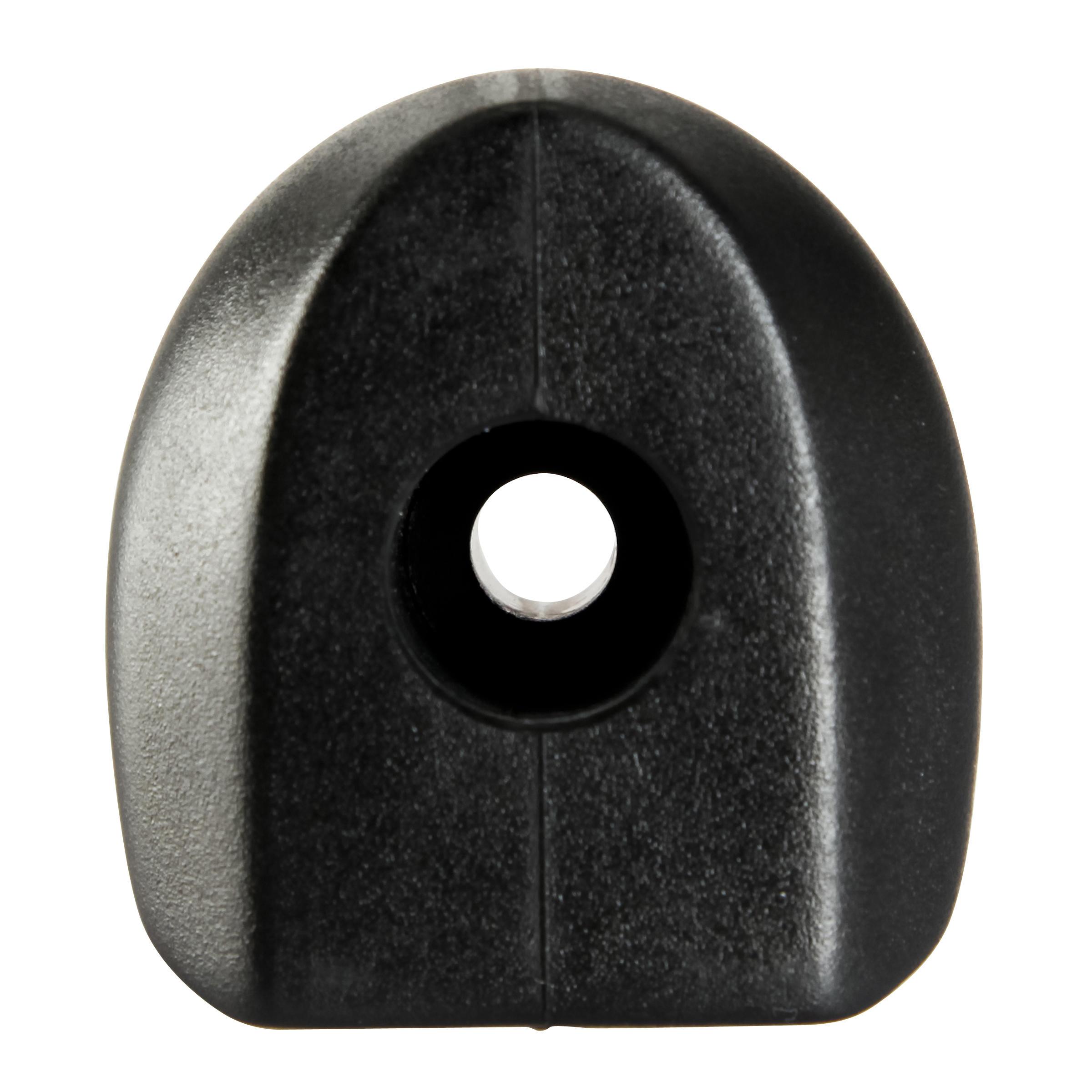 Fit 3 / Fit 5 / Play 7 Inline Skate Brake Pad - Black