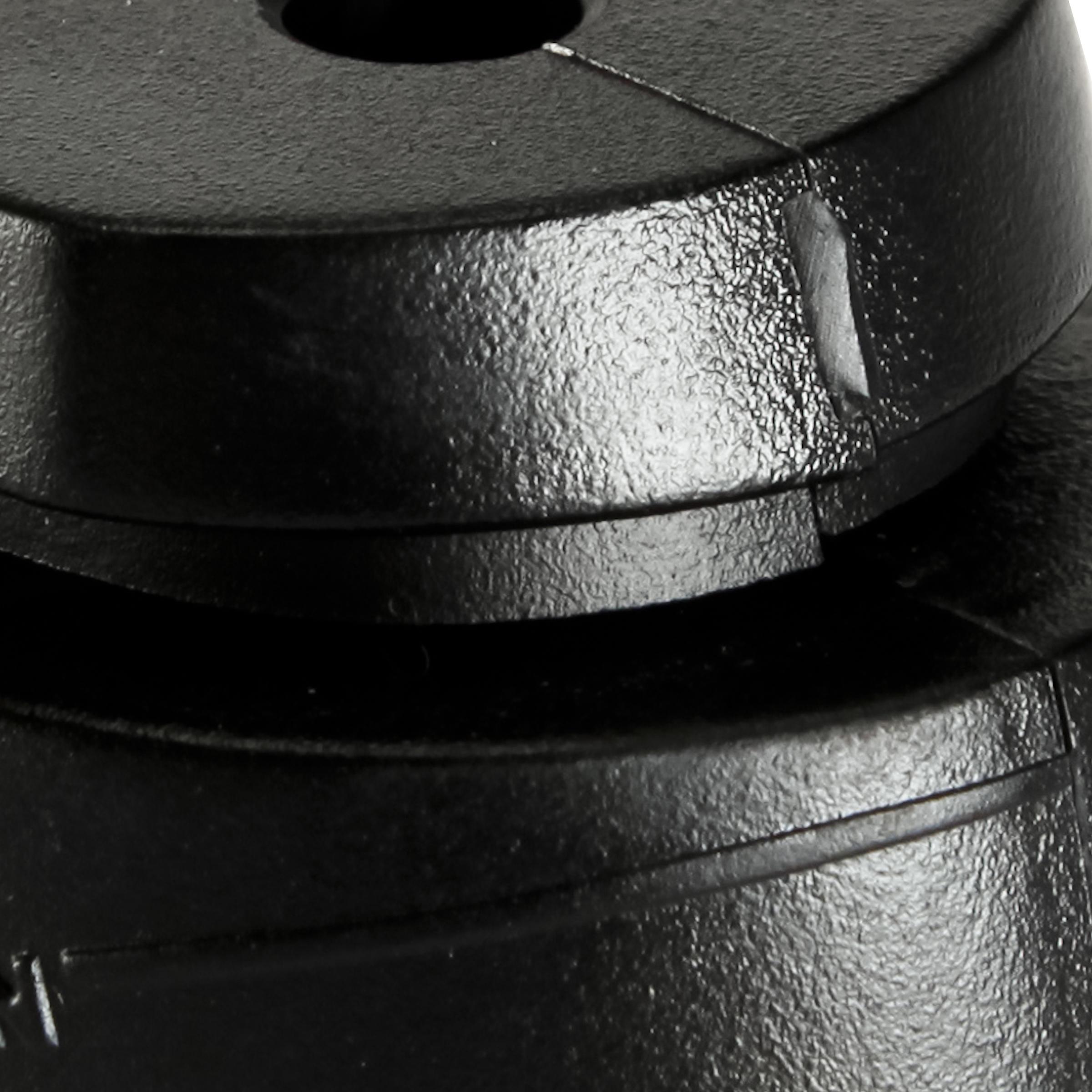 Tampon de frein pour patins à roues alignées FIT 3/FIT 5/PLAY 7 noir