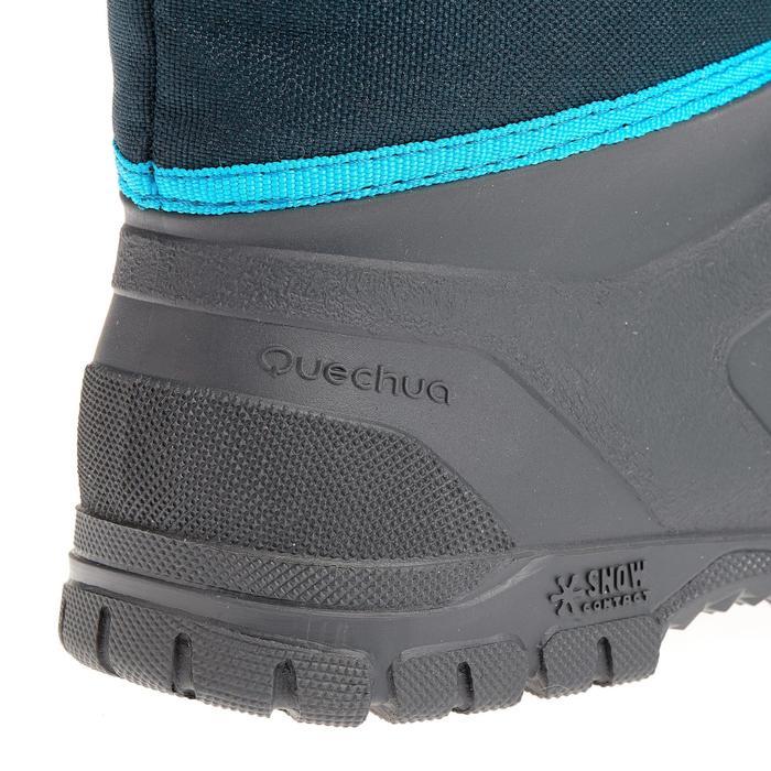 Bottes de randonnée neige Enfant SH100 chaudes et imperméables Blue - 1012081