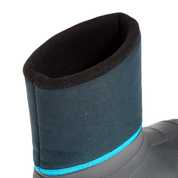 Bottes de randonnée neige Enfant SH100 chaudes et imperméables Blue - 1012108