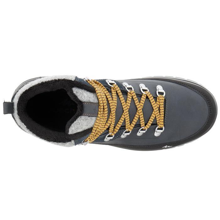 Chaussures de randonnée neige homme SH500 chaudes et imperméables blue - 1012144