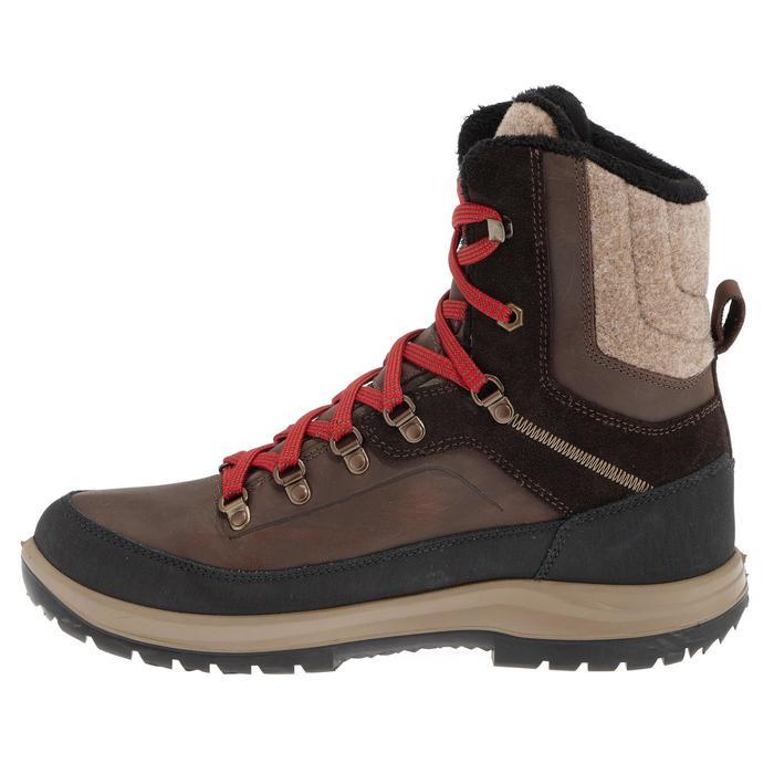 Chaussures de randonnée neige homme SH900 high chaudes et imperméables - 1012145