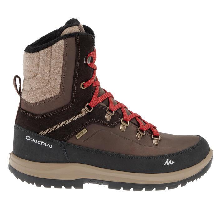 Chaussures de randonnée neige homme SH900 high chaudes et imperméables - 1012154