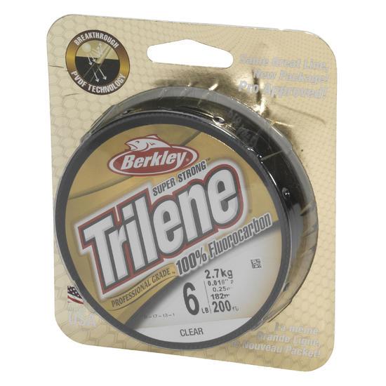 Vislijn Trilene 100% fluorcarbon 50m 20/100 - 1012172