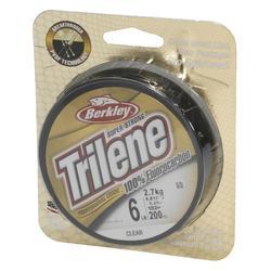 Vislijn Trilene 100% fluorcarbon 50m 20/100