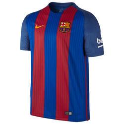 Voetbalshirt Barcelona thuisshirt voor kinderen blauw/rood