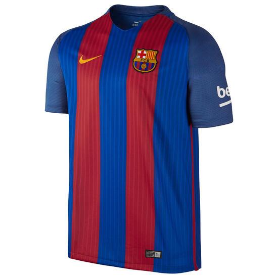 Voetbalshirt Barcelona thuisshirt voor volwassenen blauw/rood - 1012344
