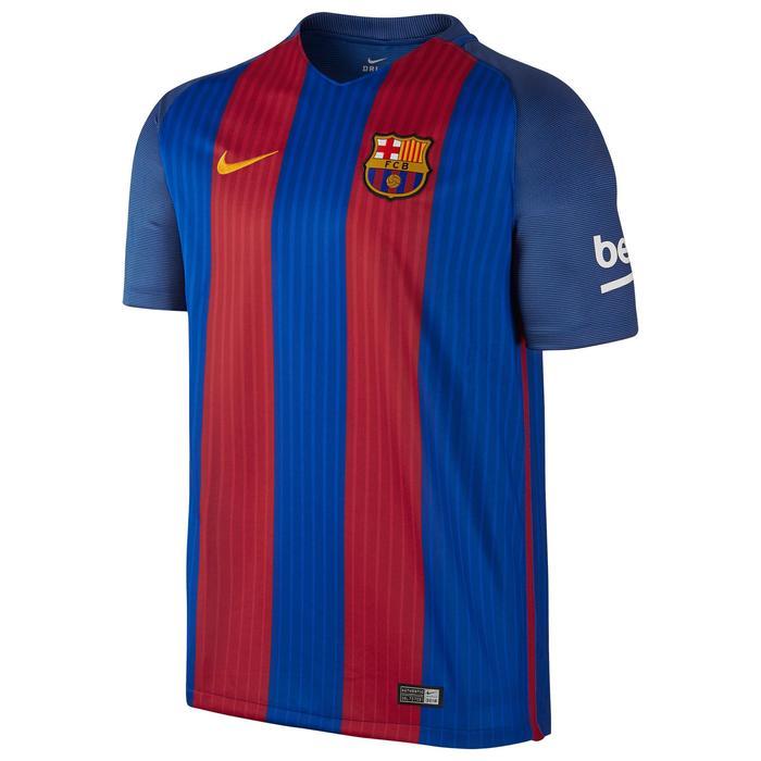 Maillot football adulte réplique Barcelone domicile bleu rouge - 1012344