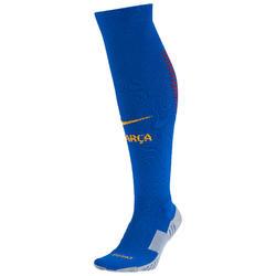 Voetbalsokken voor volwassenen FC Barcelona blauw