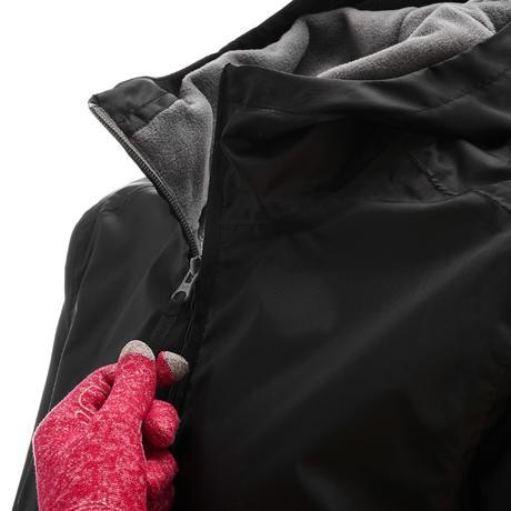 Rainwarm Rainwarm Veste 50 Noir Femme Femme Randonnée pqgq4A