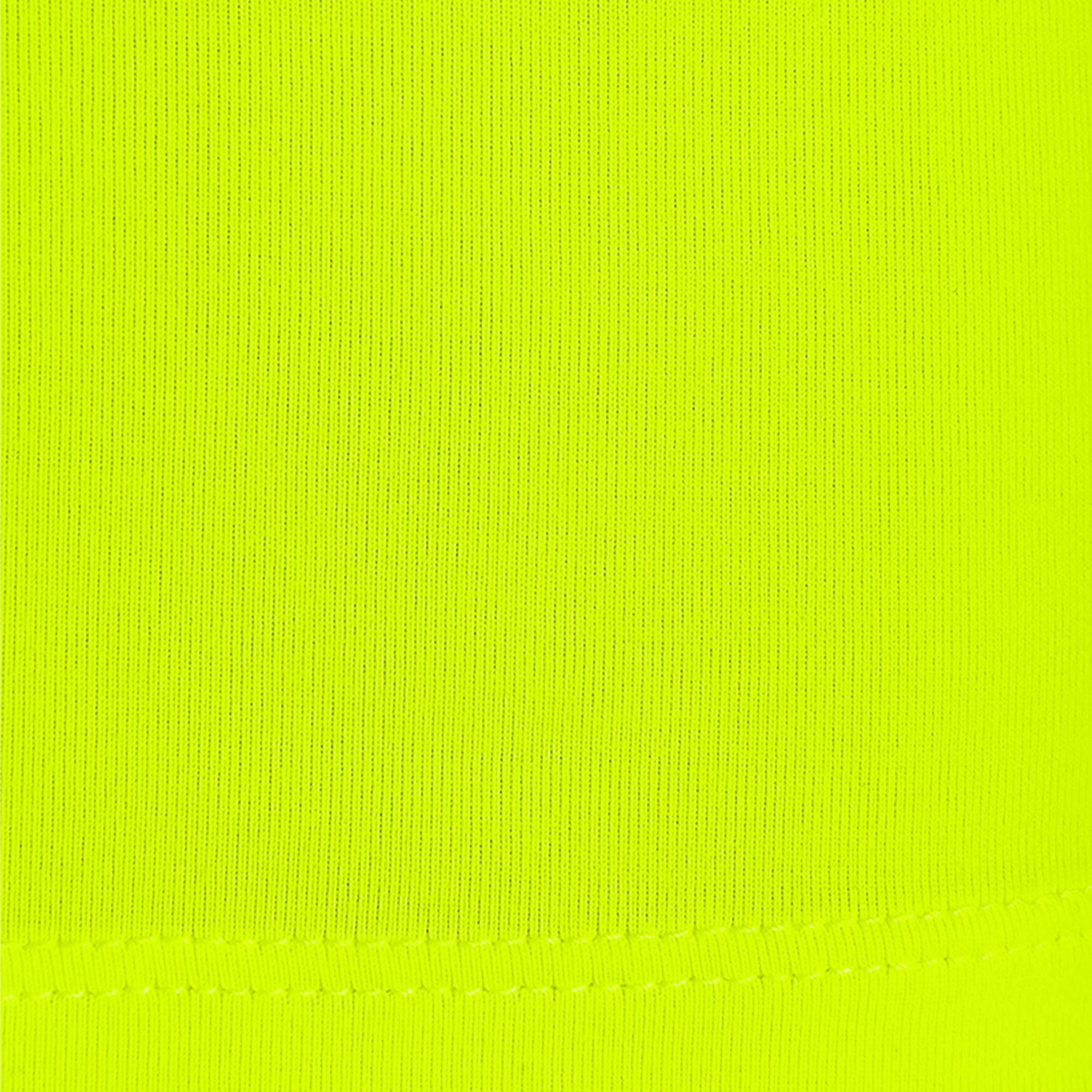 My Top 100 Women's Cardio Fitness Tank Top - Neon Yellow