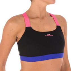 Chloorbestendige aquabike topje voor dames Anna Allcrac