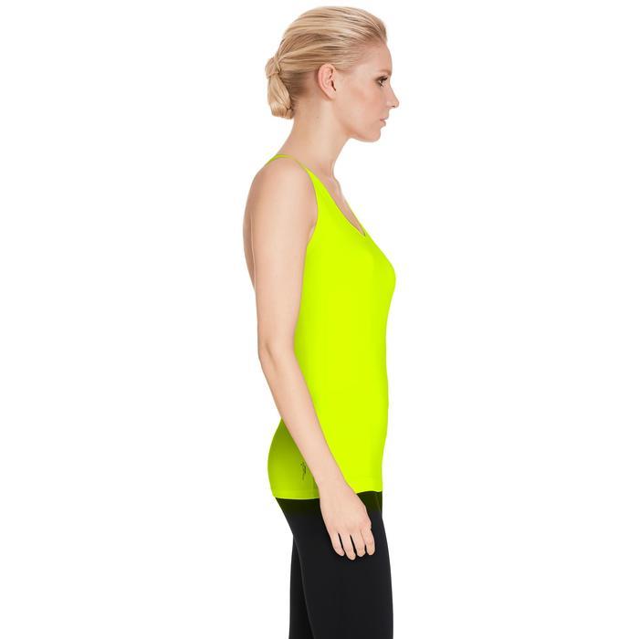 Débardeur fitness cardio femme MY TOP - 1013379