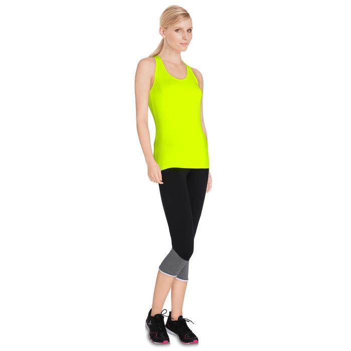 Débardeur fitness cardio femme MY TOP - 1013423