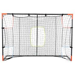 Target shot voor Classic Goal maat L 3 x 2 m grijs - 101344