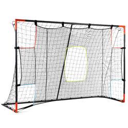 Target shot voor Classic Goal maat L 3 x 2 m grijs - 101345