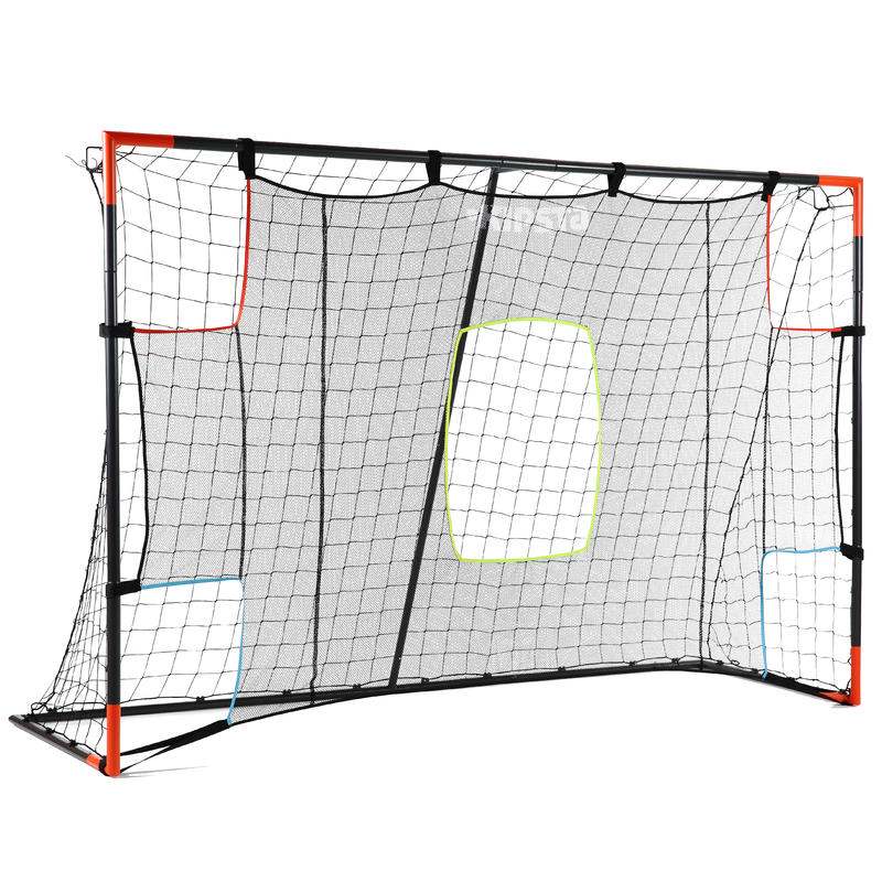 Classic Goal Target Practice Cover Size L 3x2m - Grey