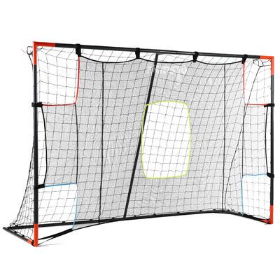 Lona de precisión para fútbol Classic y Basic Goal talla L 3 x 2 m gris