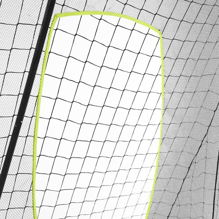 Bâche de précision de football pour Classic et Basic goal taille L 3x2m grise - 101346