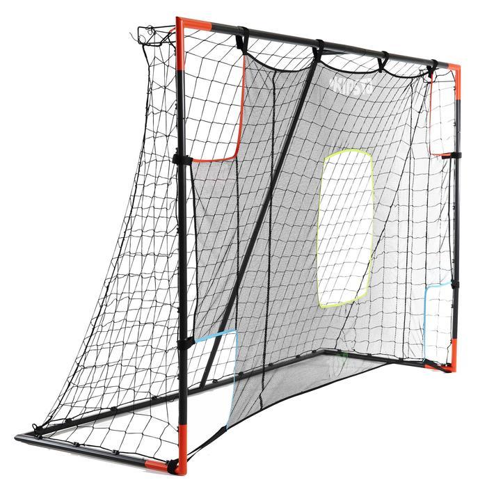 Bâche de précision de football pour Classic et Basic goal taille L 3x2m grise - 101347
