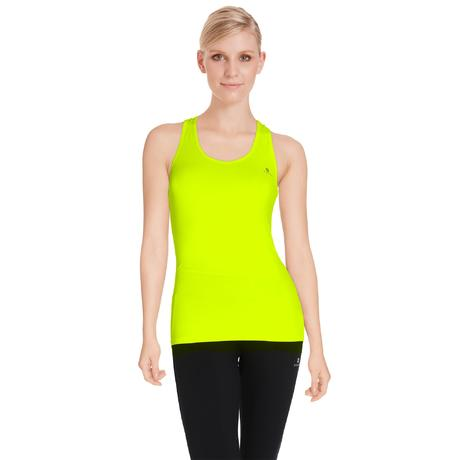 100 My Top Women s Cardio Fitness Tank Top Neon Yellow #0: 100 my top womens cardio fitness tank top neon yellow domyos by decathlon k=a382cf4a0d09b0791f9a16a05fbcb81b