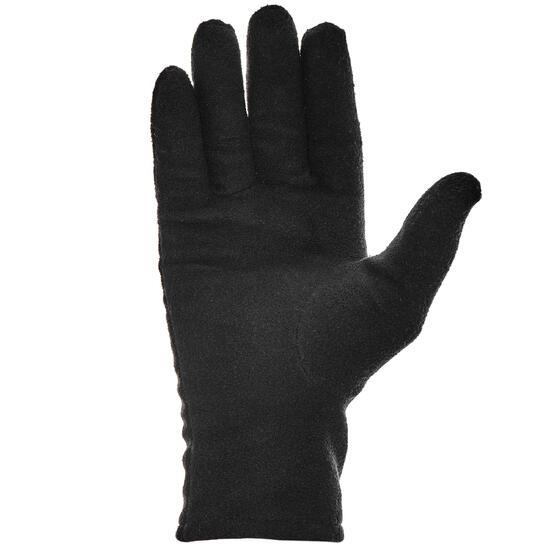 Handschoenen Forclaz 20 volwassenen trekking zwart - 1013819