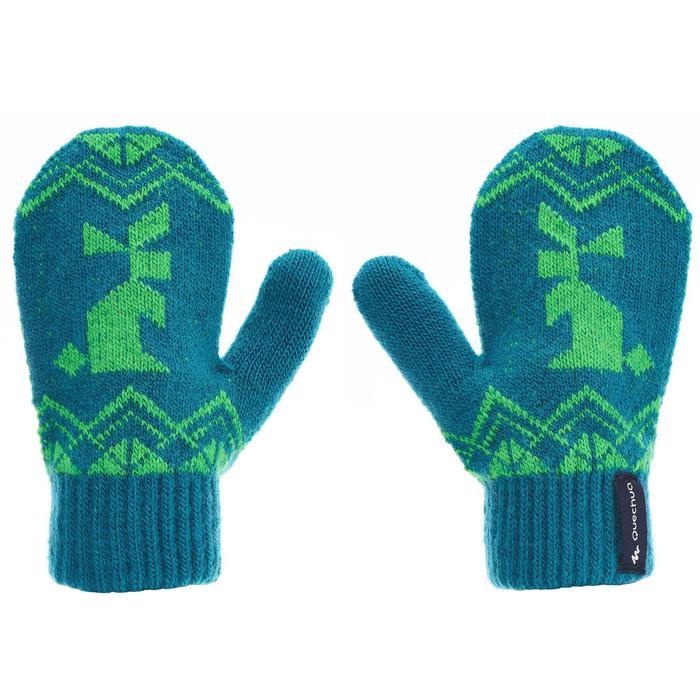 Handschoenen voor backpacken Explor 550 KD - 1013820