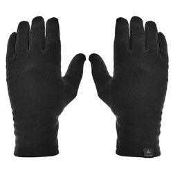 Handschoenen Forclaz 20 volwassenen trekking zwart - 1013839