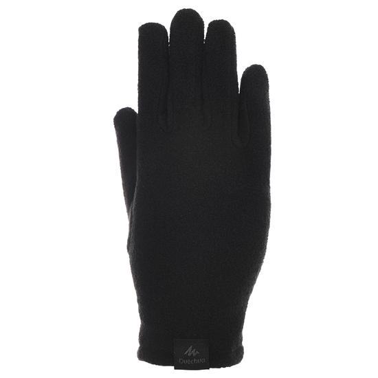 Handschoenen trekking kinderen Forclaz 20 zwart - 1013866