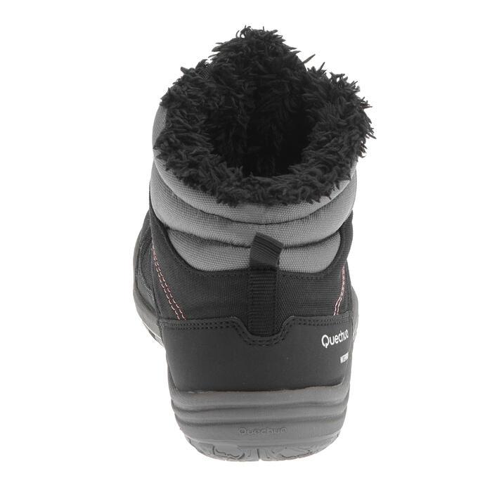 Chaussures de randonnée neige femme SH100 chaude et imperméables - 1013976
