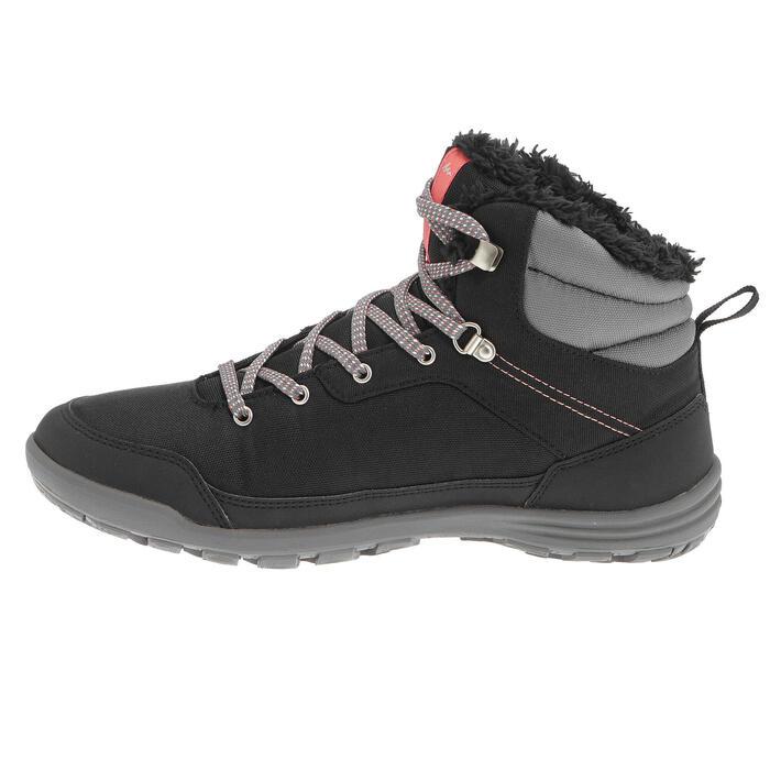 Chaussures de randonnée neige femme SH100 chaude et imperméables - 1013985
