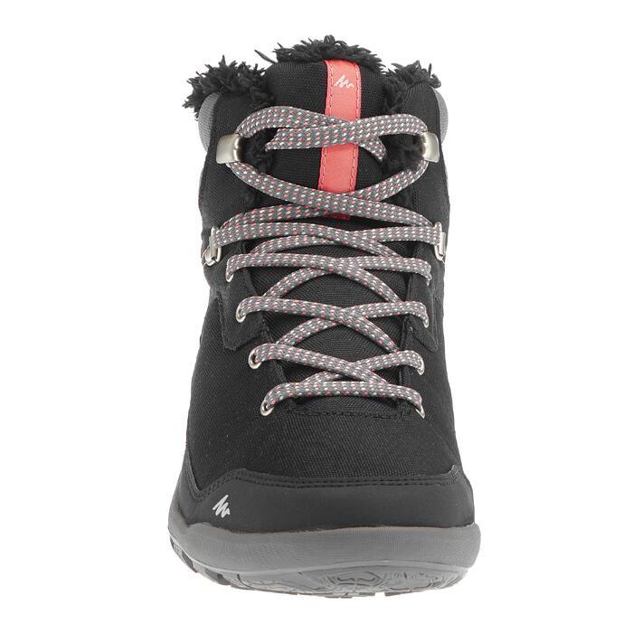 Chaussures de randonnée neige femme SH100 chaude et imperméables - 1014021