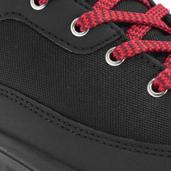 Chaussures de randonnée neige junior SH100 warm lacet mid - 1014032