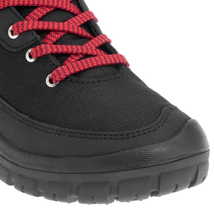 Chaussures de randonnée neige junior SH100 warm lacet mid - 1014037