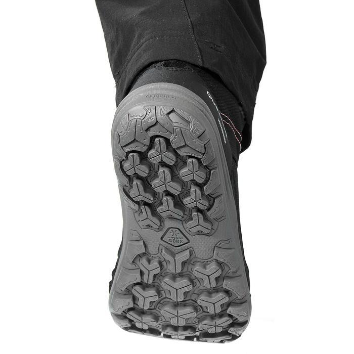 Chaussures de randonnée neige femme SH100 chaude et imperméables - 1014038