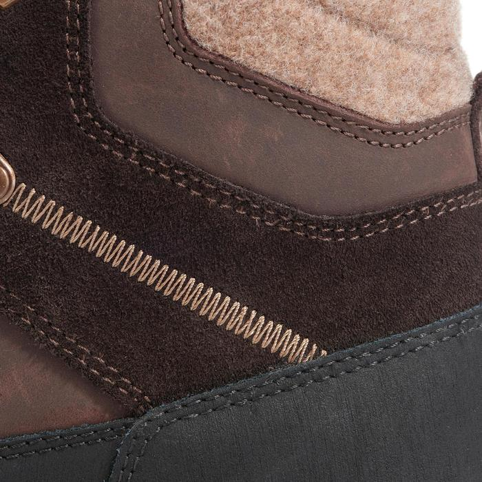 Chaussures de randonnée neige homme SH900 high chaudes et imperméables - 1014167