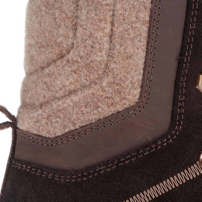 Chaussures de randonnée neige homme SH900 high chaudes et imperméables - 1014177